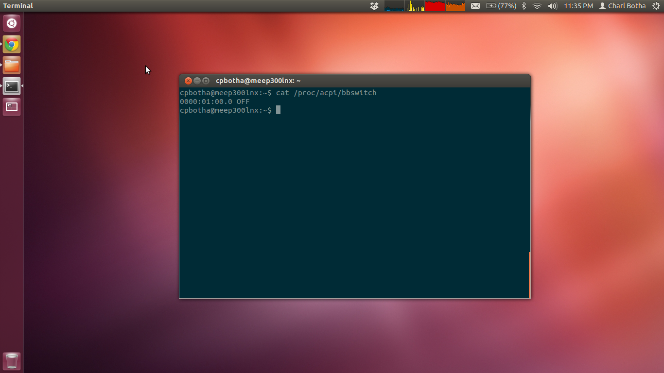 Review of Ubuntu Linux 12 04 on the Samsung NP300V3A Core i5