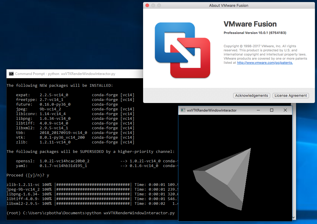 If you want to run OpenGL 3 2+ apps in a Windows guest