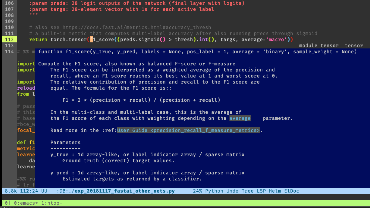 Configuring Emacs, lsp-mode and Microsoft's Visual Studio Code